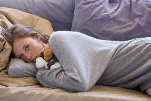 При гипотиреозе зачастую появляется депрессия