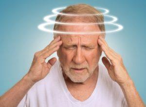 Недостаток гормонов щитовидной железы вызывает головокружение