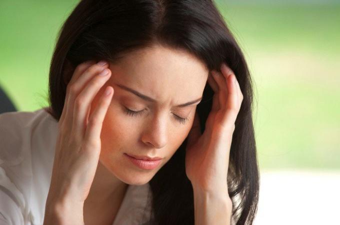 Сильное головокружение может быть симптомом внематочной беременности