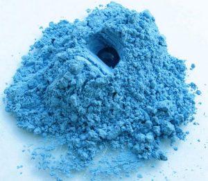 Крем на основе голубой глины снимает отек простаты