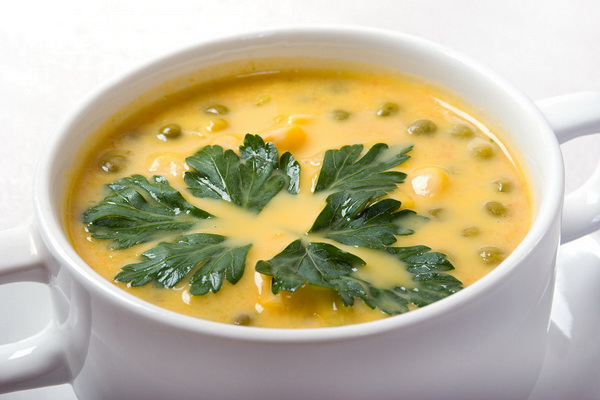 Гороховый суп провоцирует изжогу и метеоризм