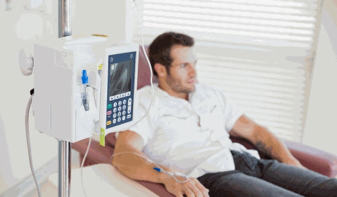 Химиотерапия помогает уничтожать раковые клетки