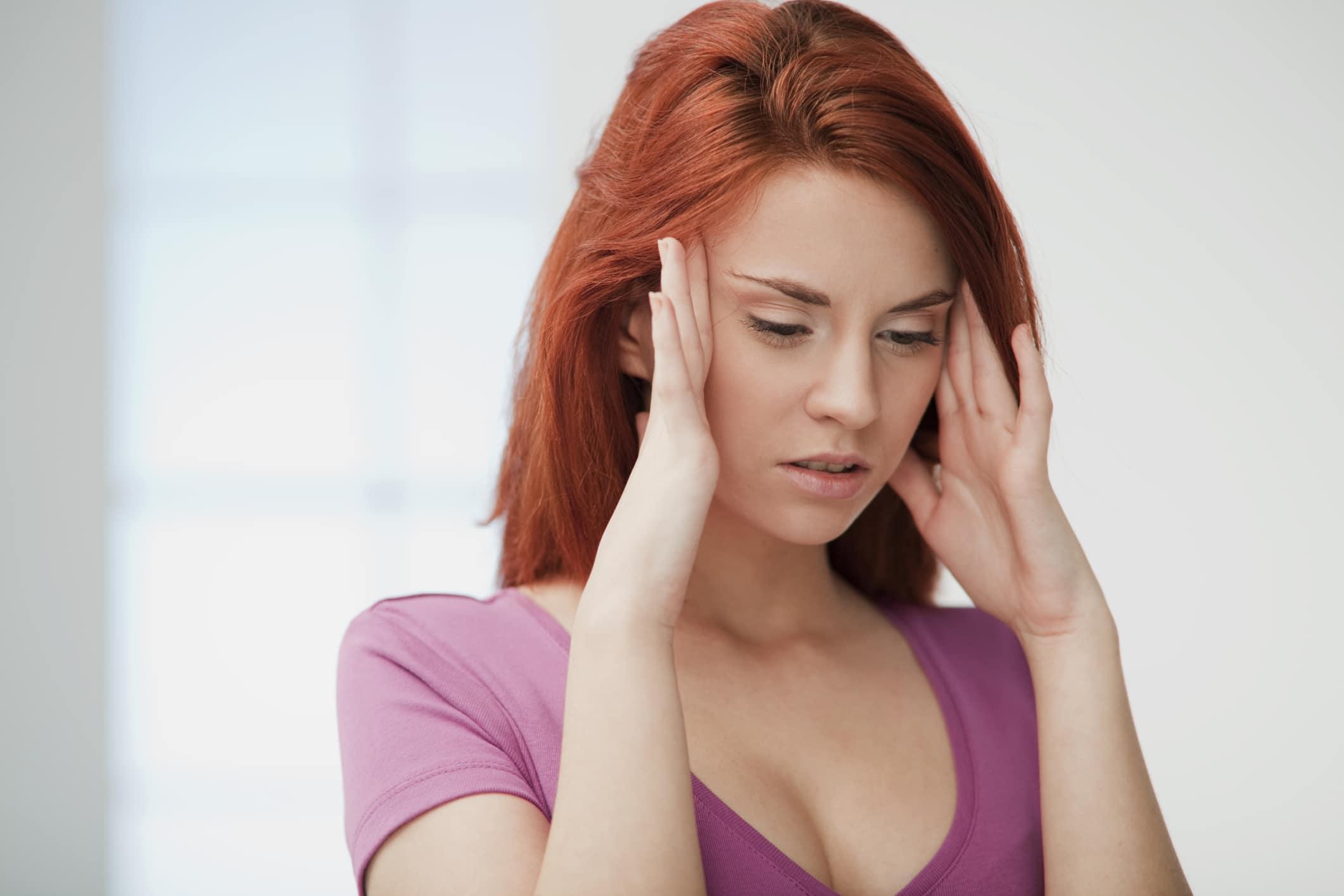 При дисфункции щитовидки появляется постоянное чувство усталости