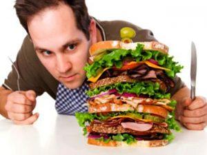 При гипертиреозе усиливается аппетит