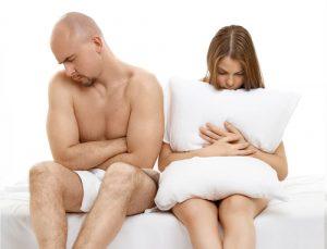 Простатит вызывает изменения в сексуальной жизни