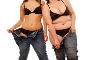 Резкое колебание веса зачастую является гормональной проблемой