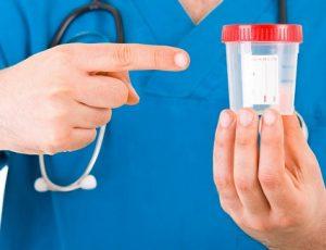 Схема лечения простатита назначается после сдачи анализов