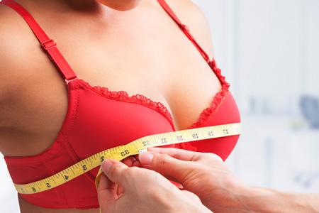 Как увеличить грудь женщине
