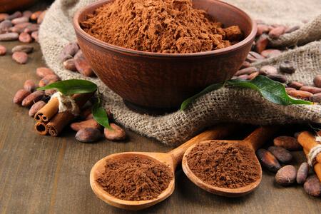 Какао часто вызывает аллергические реакции
