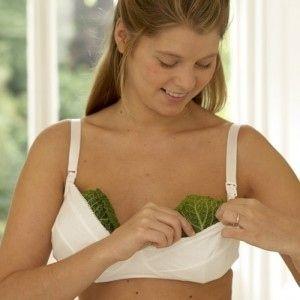Компрессы из капустного листа