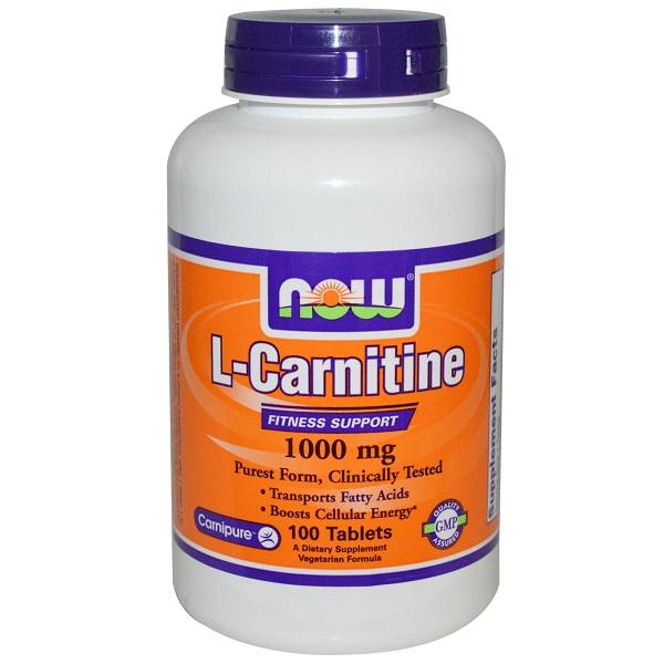 Карнитин способствует улучшению обмена веществ