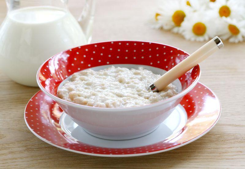 Первые две недели необходимо употреблять постные каши и супы