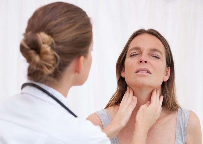 МРТ назначают при значительном увеличении щитовидной железы
