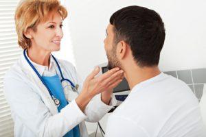 Консультация эндокринолога для определения необходимости удаления щитовидки