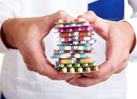 Контроль за приемом лекарств позволит предотвратить заболевание