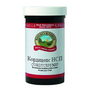 Кордицепс используется для лечения воспаления простаты