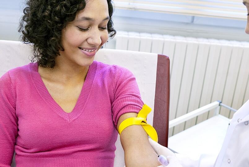 Кровь на антитела к рецепторам ТТГ следует сдавать в утреннее время