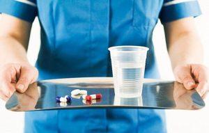 Для лечения простатита назначается курс антибиотиков