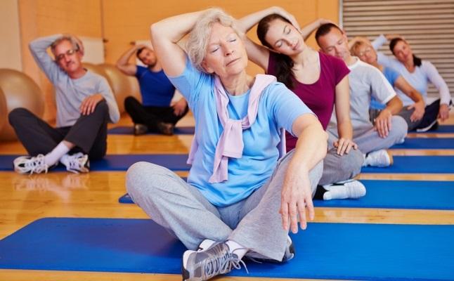 Лечебная гимнастика для щитовидной железы в санатории