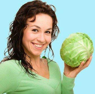 Локальная терапия с помощью капусты является самой эффективной