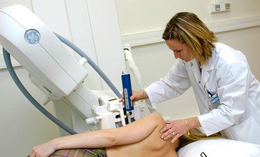 Для лечения кисты используется пункция