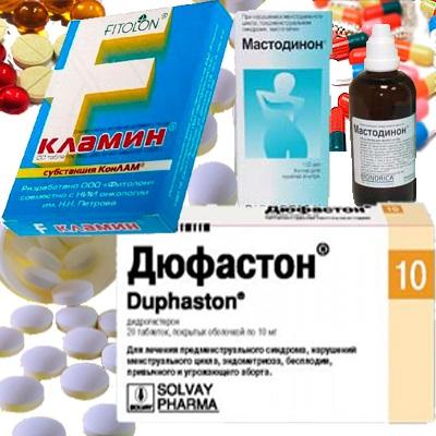 Назначаются препараты для лечения симптомов