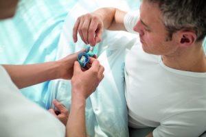 Для лечения рака простаты назначаются гормональные препараты