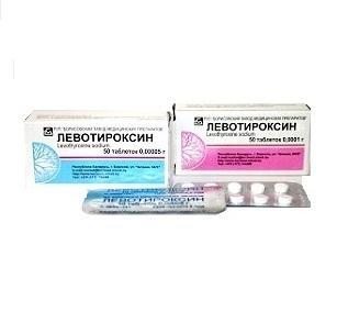Левотироксин - это искусственный аналог гормона щитовидной железы