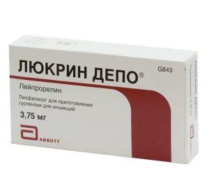 Люкрин назначается для лечения рака простаты на второй стадии