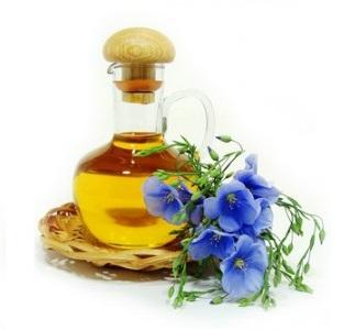 Льняное масло полезно для всего организма