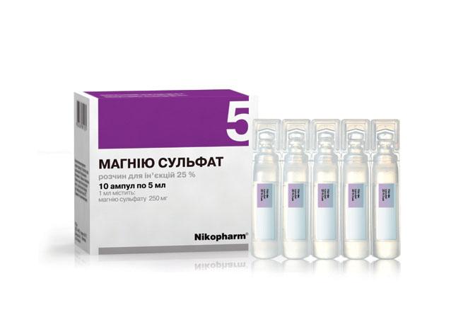 Пациенткам с мастопатией назначается магнезия