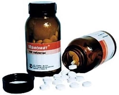 Для лечения рака назначают Мамомит