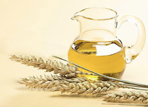 Масло зародышей пшеницы способствует заживлению трещин