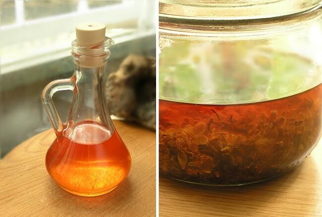 В лечении фиброаденомы можно использовать масло зверобоя