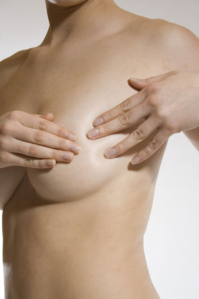 Массаж груди необходимо делать перед кормлением