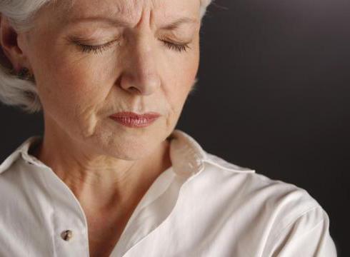 Мастопатия часто наблюдается у женщин в период климакса
