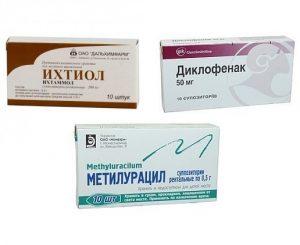 Для лечения простатита используются противовоспалительные ректальные свечи