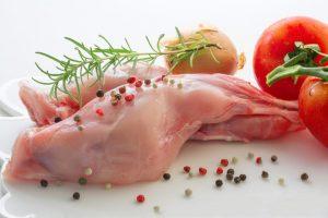 Посл удаления простаты допускается употреблять мясо кролика