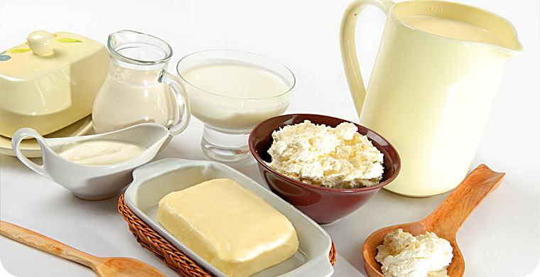 Необходимо увеличить потребление молочных продуктов