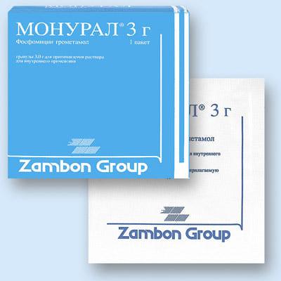 Монурал разрешено использовать в период грудного вскармливания