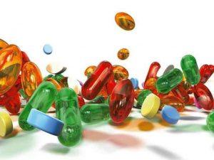 Для лечения заболеваний щитовидной железы назначаются поливитаминные препараты