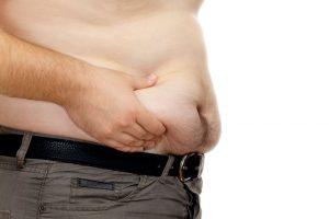 После удаления яичек мужчина может набрать лишний вес