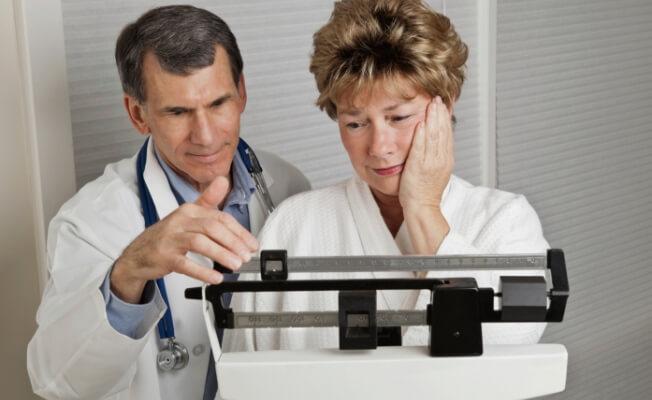 При гипофункции появляется некотролируемый набор веса
