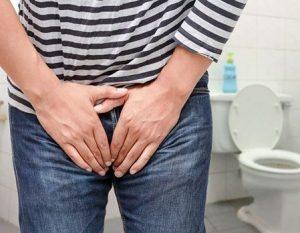 Простатит вызывает нарушения мочеиспускания