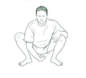 При простатите можно выполнять наружный массаж простаты