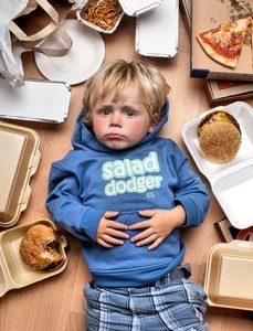 Заболевания щитовидки могут быть спровоцированы неправильным питанием ребенка