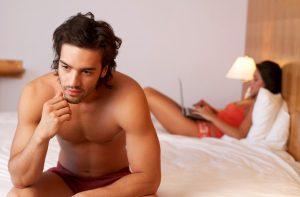 Нерегулярная половая жизнь вызывает развитие патологий предстательной железы