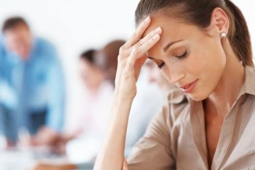 Нервные потрясения становятся причиной необратимых психологических процессов