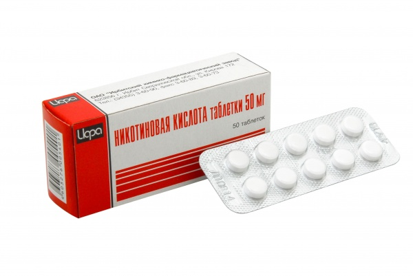 Дозировку Никотиновой кислоты необходимо обсуждать с врачом