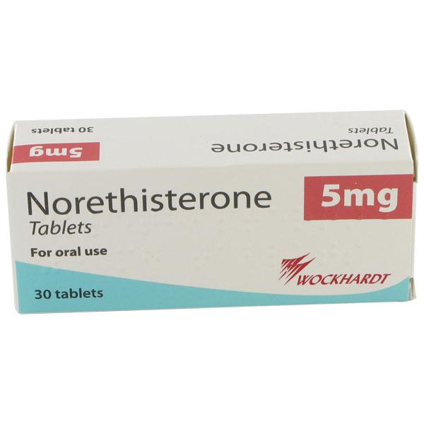 Для восстановления гормонального фона назначают Норэтистерон